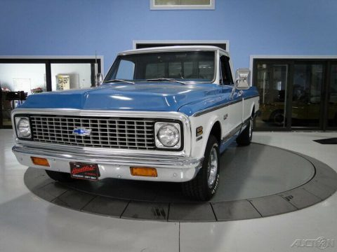 1972 Chevrolet 1 1/2 Ton Pickup Super for sale