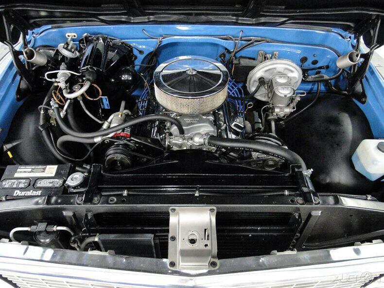 1972 Chevrolet 1 1/2 Ton Pickup Super