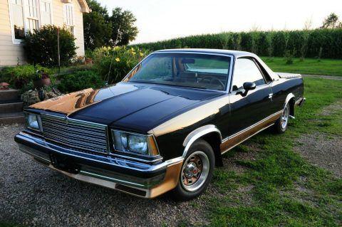 1978 GMC Caballero  EL Camino for sale