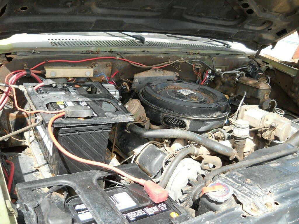 1986 Chevrolet CUCV M1031