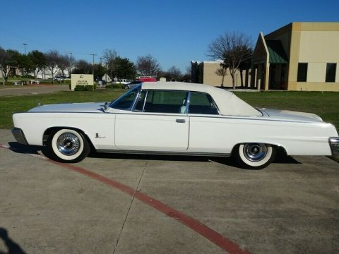 1964 Chrysler Imperial Crown CONVERTIBLE for sale
