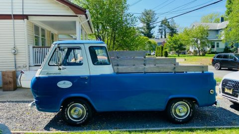 1964 Ford 1/2 Ton Pickup Blue & White for sale