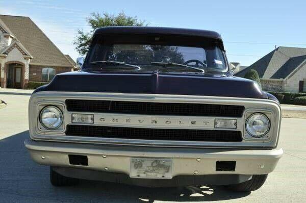 1969 Chevrolet Pickups