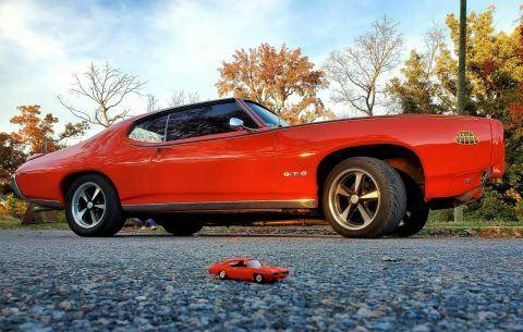 1969 Pontiac Le Mans for sale