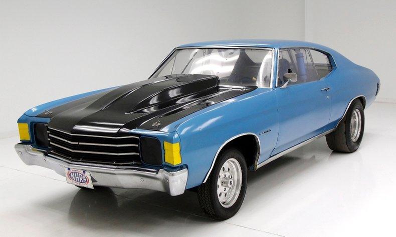 1971 Chevrolet Chevelle Drag Car