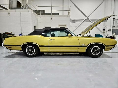 1971 Oldsmobile 442 Convertible for sale
