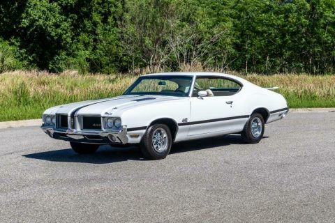 1971 Oldsmobile 442 Coupe for sale