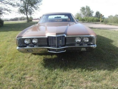 1972 Ford Galaxie 500 for sale