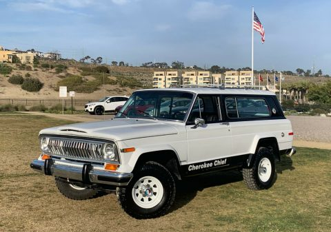 1978 Jeep Cherokee Chief for sale