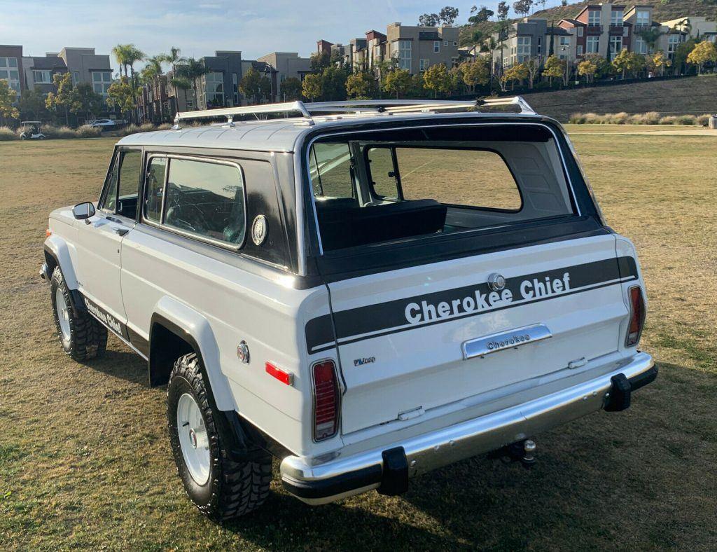 1978 Jeep Cherokee Chief