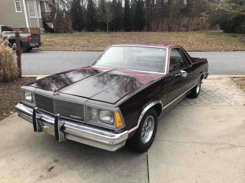 1980 Chevrolet El Camino for sale
