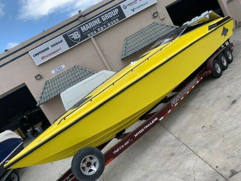 2008 Sonic 42 Offshore for sale