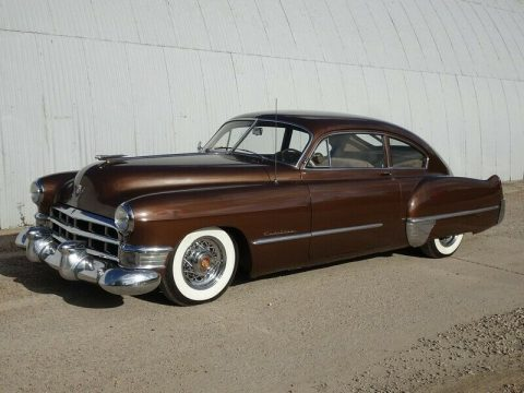 1949 Cadillac Series 61 SEDANETTE for sale