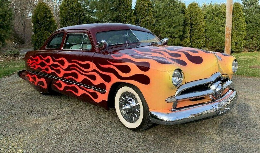 1949 Ford Custom Show Car