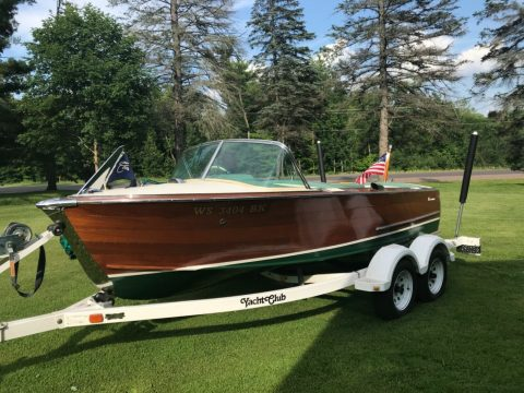 1960 Century Motorboat for sale