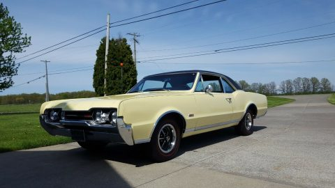 1967 Oldsmobile 442 442 Sport Coupe for sale
