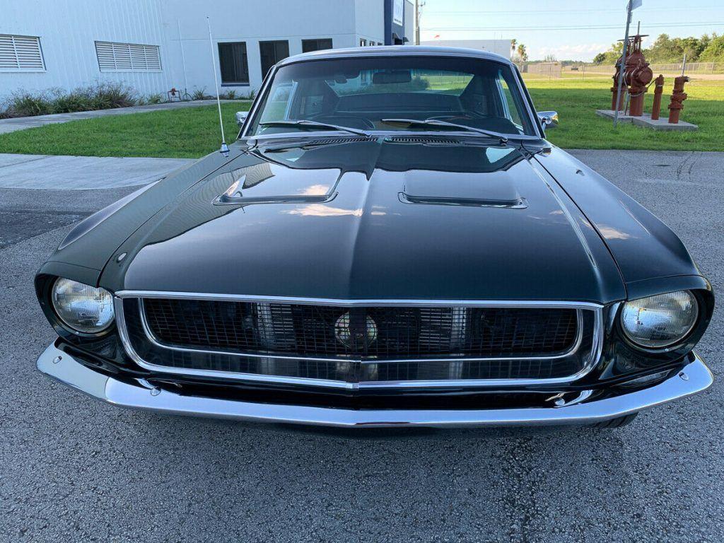1968 Ford Mustang Fastback Bullitt Tribute!
