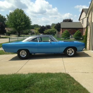 1968 Plymouth Road Runner post car for sale