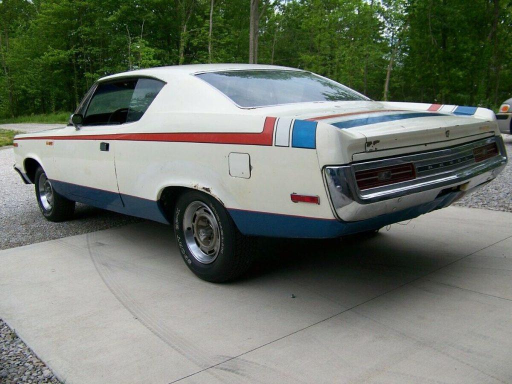 1970 AMC THE MACHINE