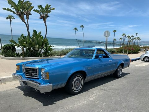1978 Ford Ranchero GT for sale