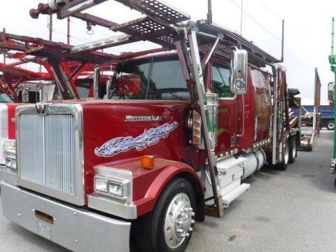 2015 Western Star 4900A Semi Trucks for sale