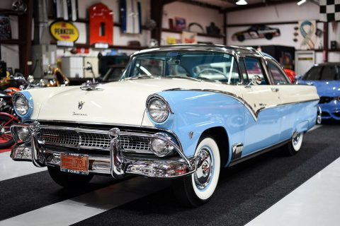 1955 Ford Crown Victoria Crown Victoria Skyliner  SHOW CAR for sale