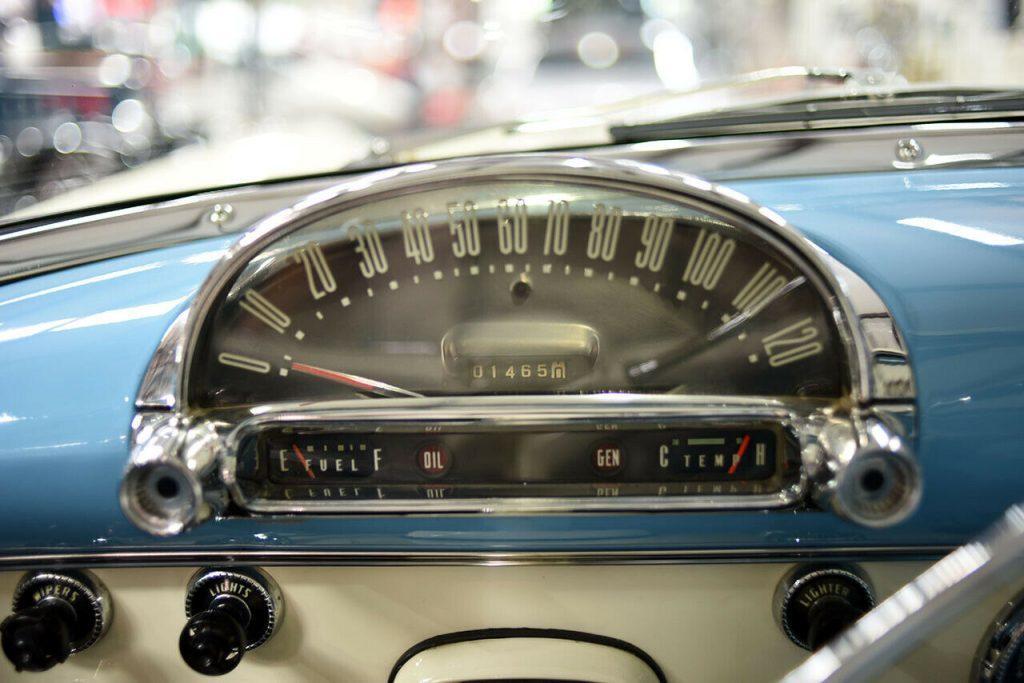 1955 Ford Crown Victoria Crown Victoria Skyliner  SHOW CAR