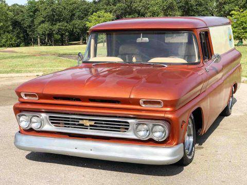 1960 Chevrolet C10/k10 Panel for sale