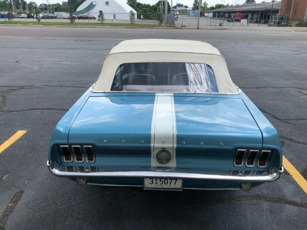 1967 Ford Mustang 2 door