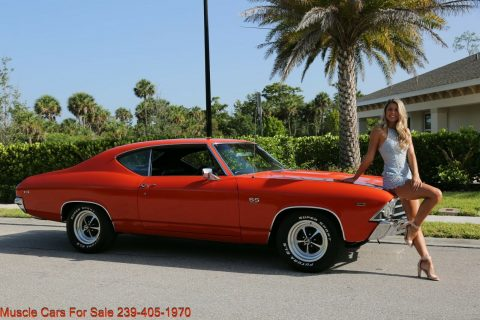 1969 Chevrolet Chevelle Super Sport SS for sale
