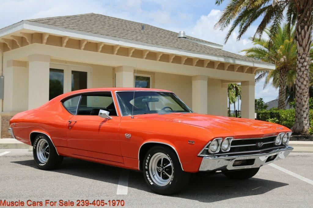 1969 Chevrolet Chevelle Super Sport SS