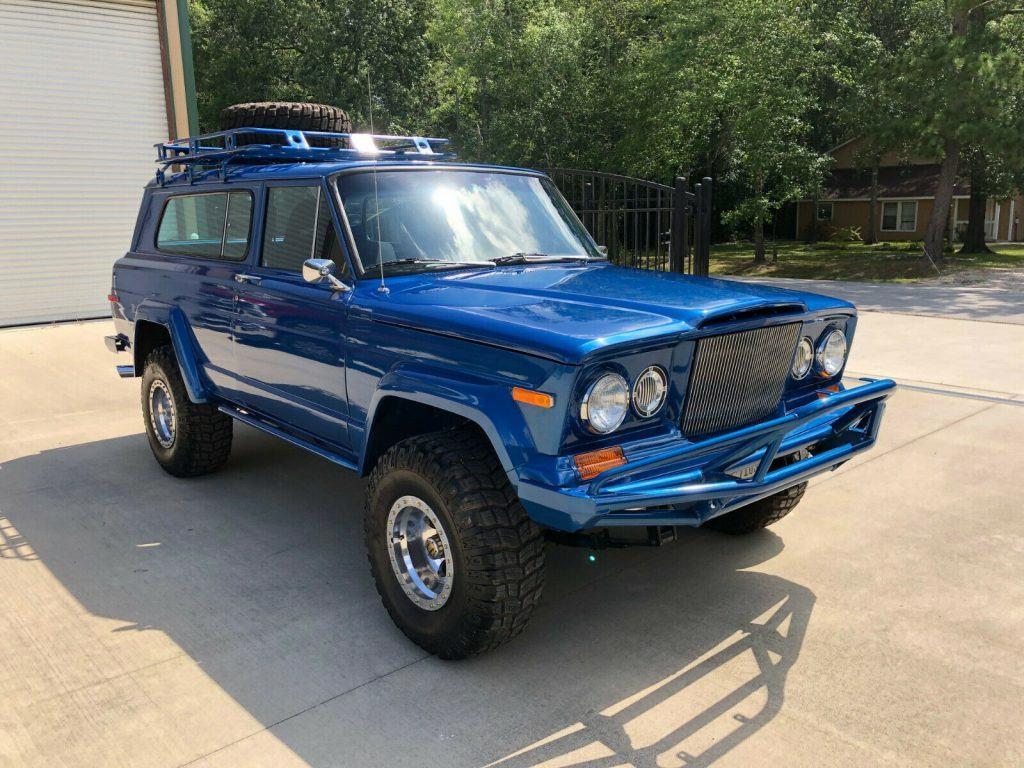 1977 Jeep Cherokee Cherokee Chief