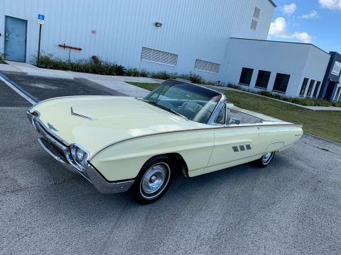 1963 Ford Thunderbird Convertible! SEE VIDEO! for sale
